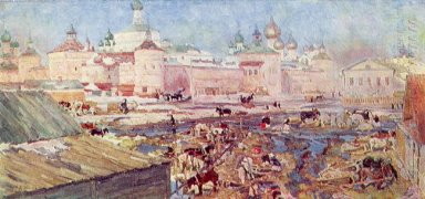 The Blue Day Rostov The Great 1906