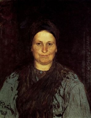 Tatyana Repina The Artist S Mother 1867