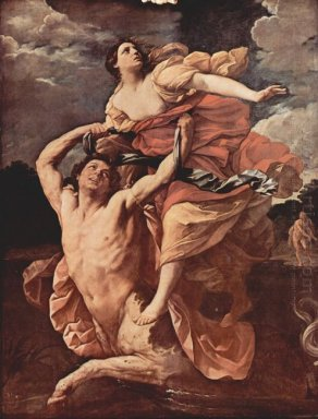 Abduction Of Deianira 1621