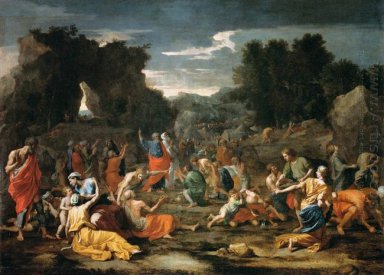 Gathering Of Manna