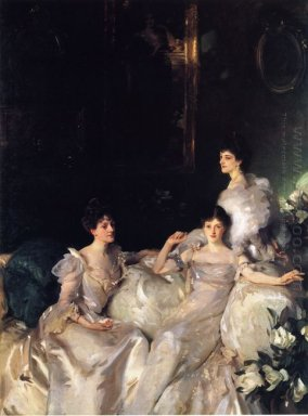 The Wyndham Sisters 1899