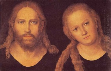 Christ And Mary 1520