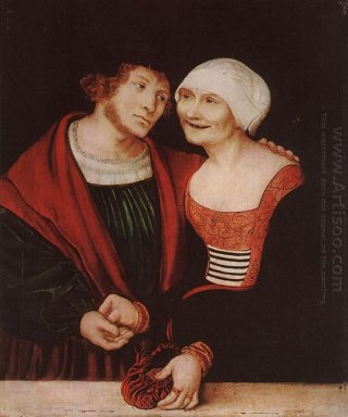 The Infatuated Old Woman 1522