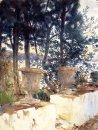 Corfu The Terrace 1909