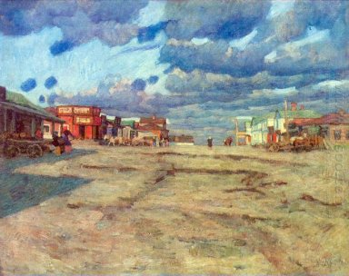 The Town Voskresensk 1908