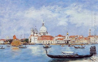 Venice View From The Grand Canal 1895