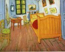 Vincent S Bedroom In Arles 1888