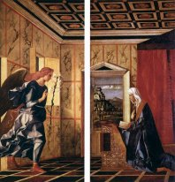 The Annunciation 1500
