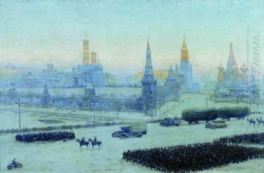 Moscow Morning 1942