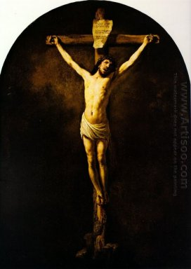 Christ On The Cross 1631