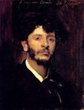 Portrait Of Jean Joseph Marie Carries 1880