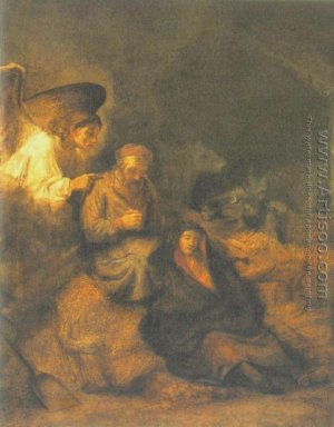The Dream of St Joseph 1650-55