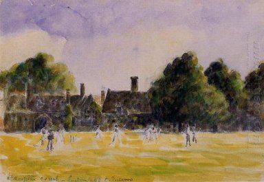 hampton court green 1890