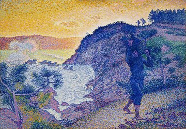 The Return Of The Fisherman 1896