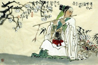 Gaoshi-Chinese Painting