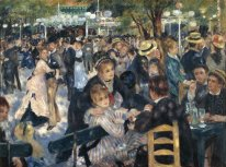 Ball im Moulin de la Galette 1876