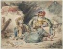 The Dying Turk 1830