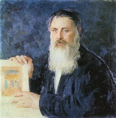 Portrait Of S Churakov