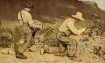 The Stone Breakers 1849