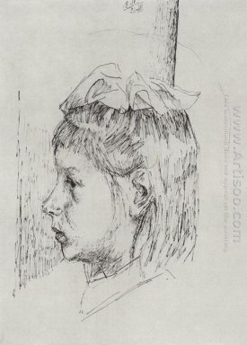 Portrait Of A Girl 1921