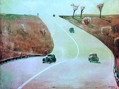 the road to mount vernon 1935