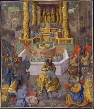 Capture Of Jerusalem By Herod The Great 1475
