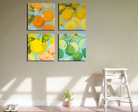 150cm - 200cm Canvas Sets