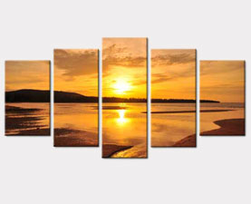 Landschappen Canvas Sets