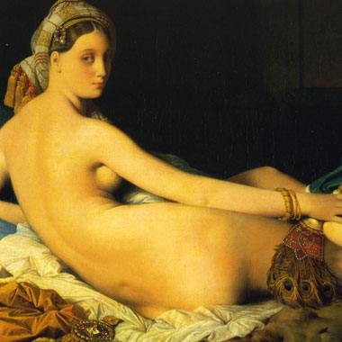 The Grande Odalisque