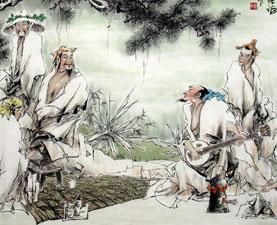 La peinture chinoise de figure