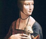 Leonardo Da Vinci Peintures