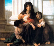 William-Adolphe Bouguereau Peintures