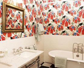 L'art pour la salle de bain