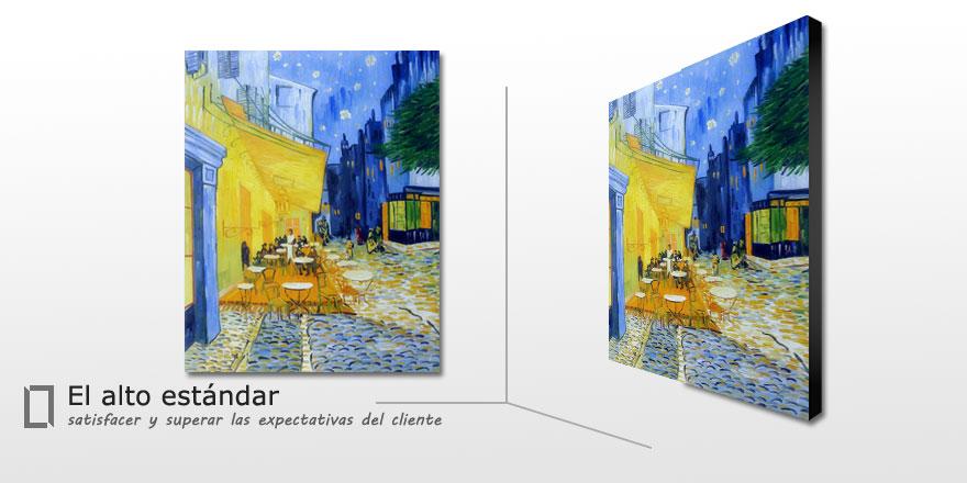 Las pinturas pintadas a mano de alta estándar