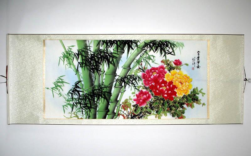 Mounted - chinese painting