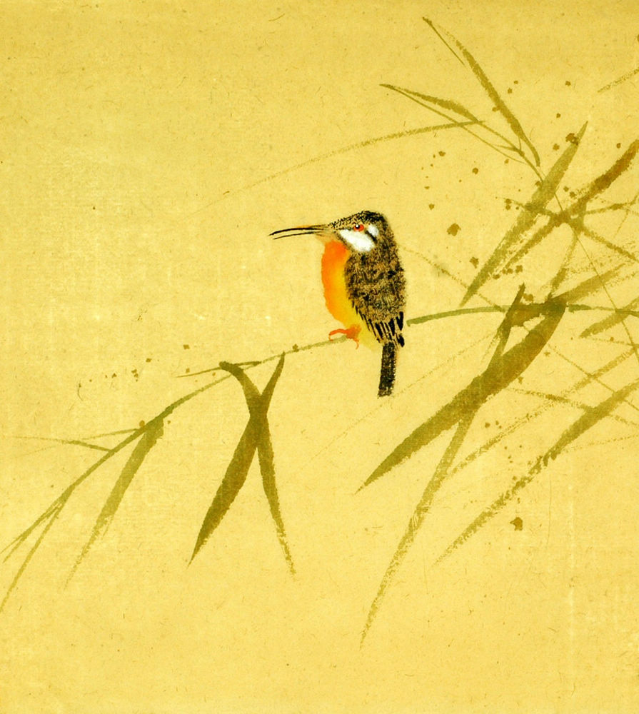 Chinese Painting: Birds&Flowers