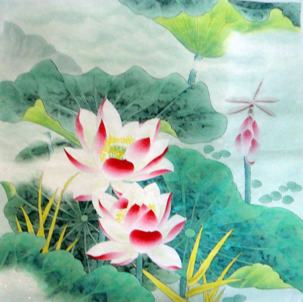 Chinese painting lotus chinese painting cnag234412 artisoo izmirmasajfo