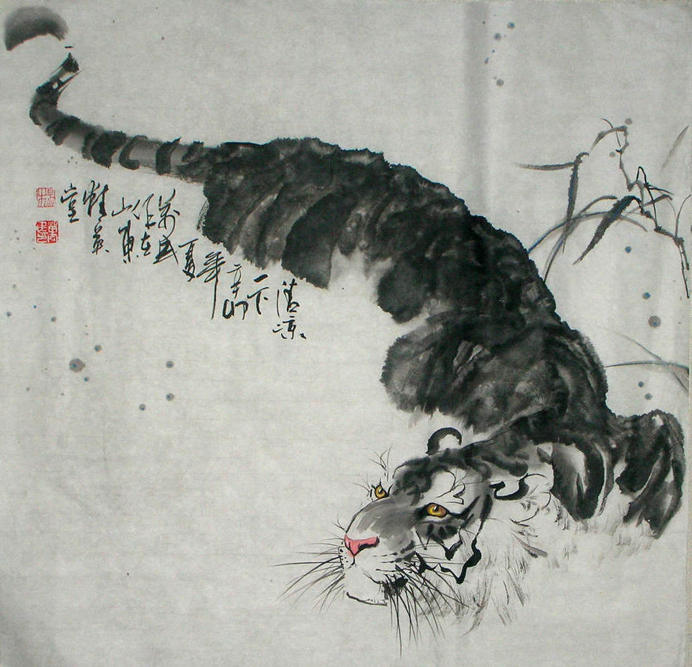 Traditional Chinese Painting – Fine Chinese Art