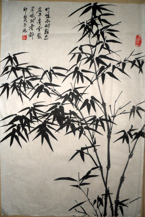 How To Paint Chinese Bamboo Painting | Chinese Painting Blog