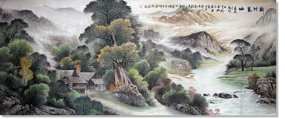 Chinese Paintings in Sui and Tang Dynasties | Chinese ...