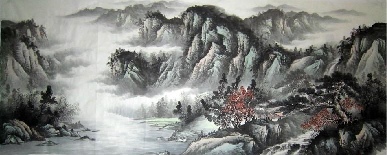 Chinese Painting Artist Liu Yimin Artisoo Com Buy Hand