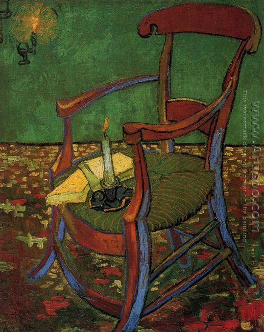 Gauguin's Chair