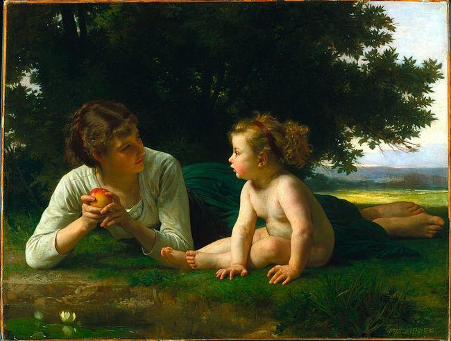 Temptation 1880