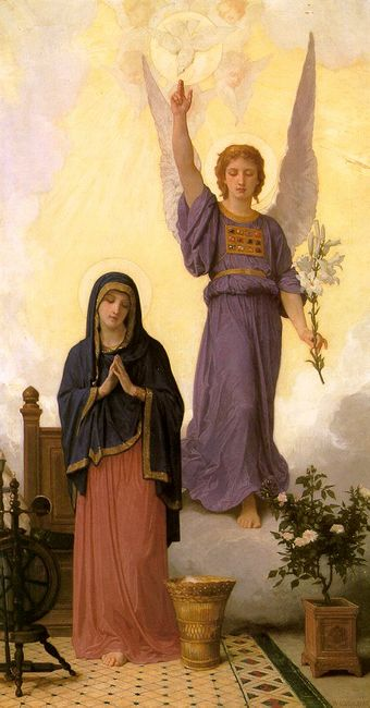 The Annunciation 1888