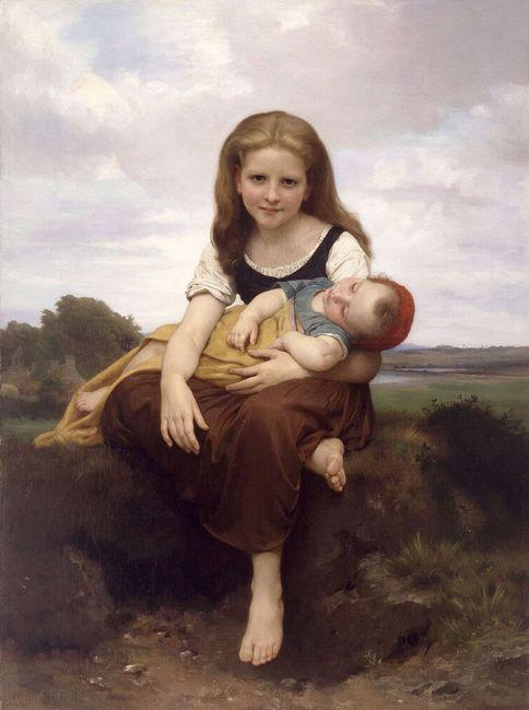The Elder Sister 1869