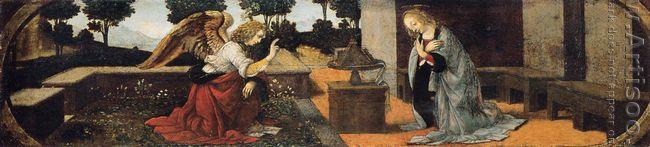 Annunciation 1478-82