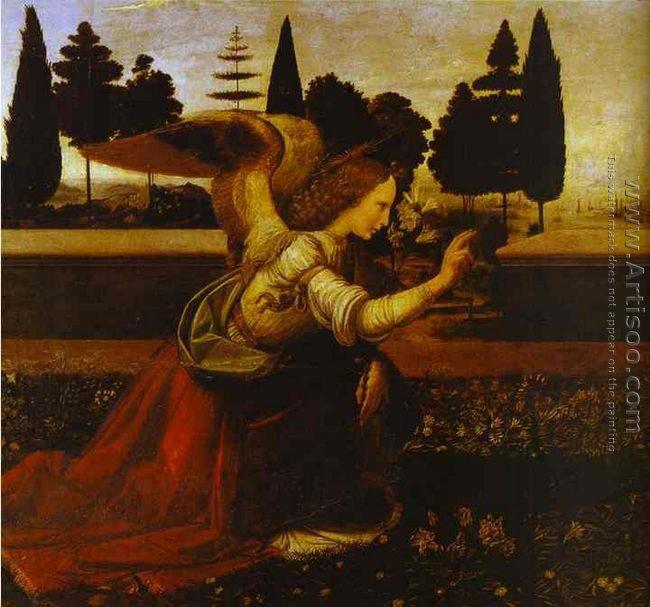 Annunciation (detail 1) 1472-75