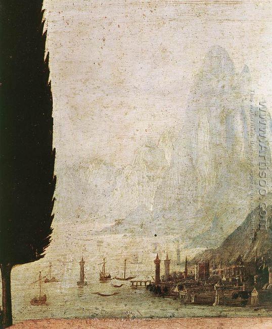Annunciation (detail 4) 1472-75
