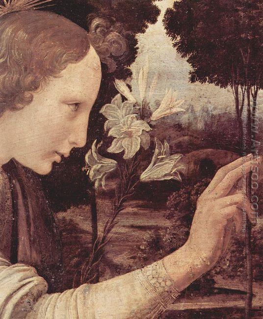 Annunciation (detail) 7