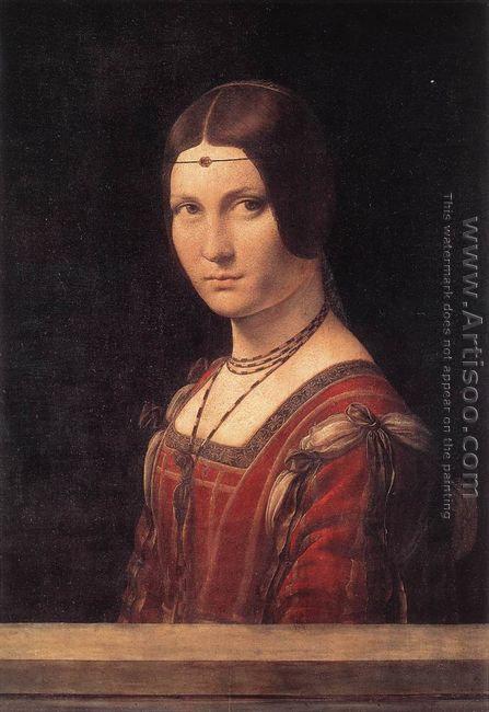 La belle Ferroniere c. 1490